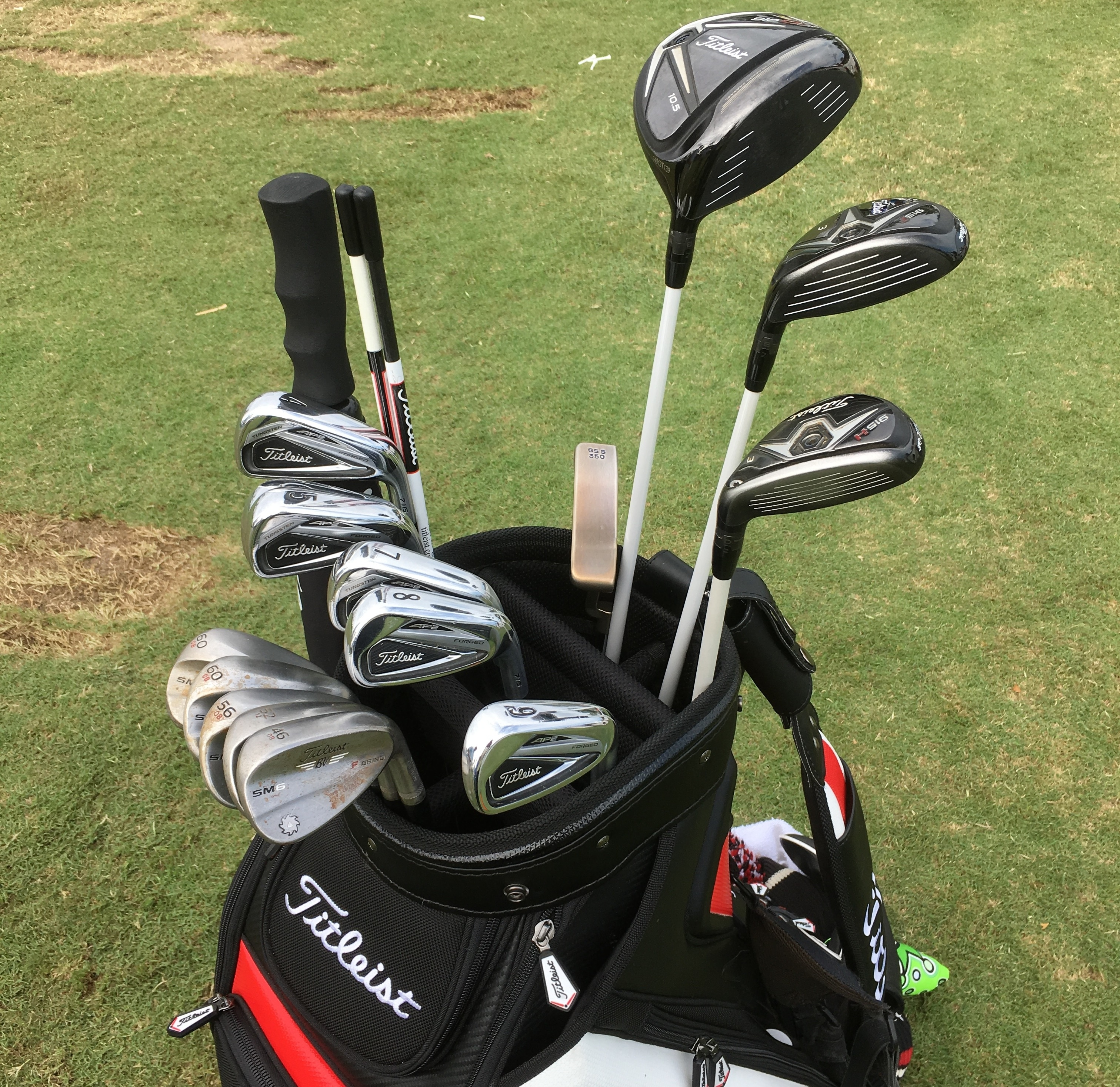 a49b2279ad What's in the bag with PGA Tour rookie Michael Kim - Canada - Blog ...